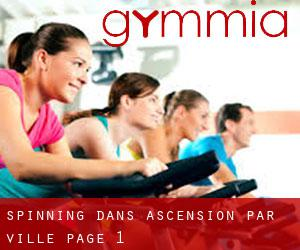 Spinning dans Ascension par Ville - page 1
