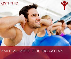 Martial Arts For Education